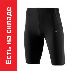 Тайтсы беговые Mizuno DRYLITE CORE MID TIGHTS
